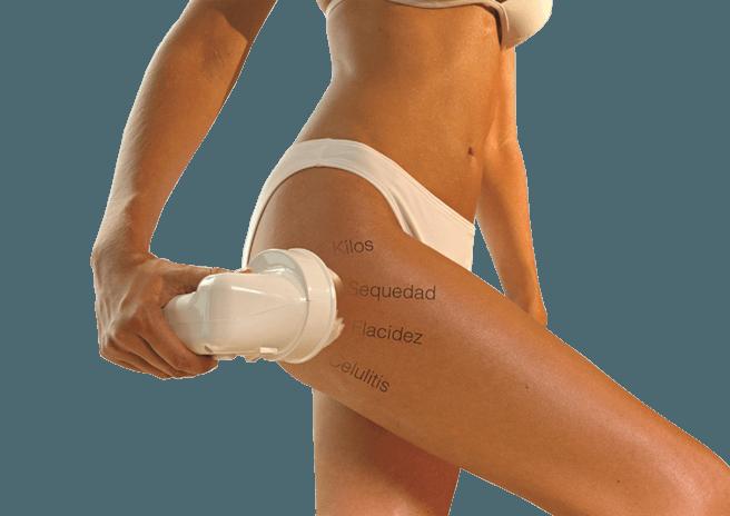 masaje para eliminar la celulitis