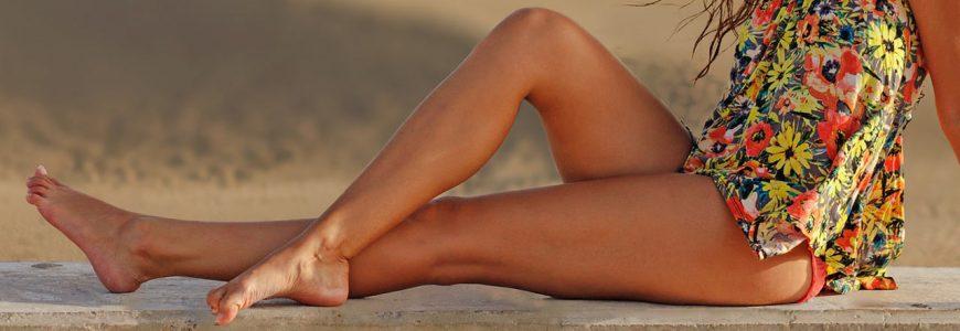 Eliminar la celulitis de las piernas mediante masaje con Masster Plus