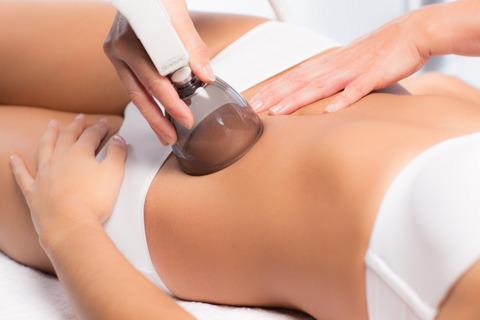 Vacumterapia para reducir abdomen