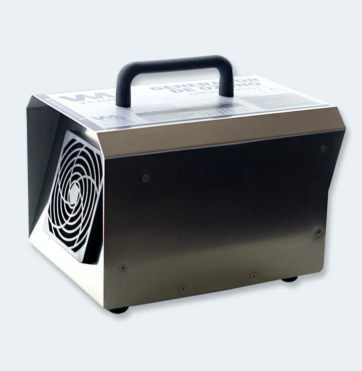 Máquina de ozono profesional
