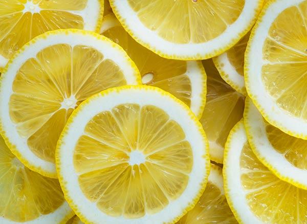 Limón para combatir la celulitis